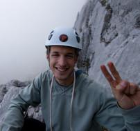 Climbing a mountain – <br/>more than we expected,..