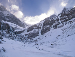 ice climbing trip – and what can go wrong